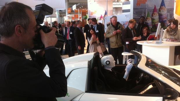 Das Elektroauto der Zukunft spart nicht nur Energie...