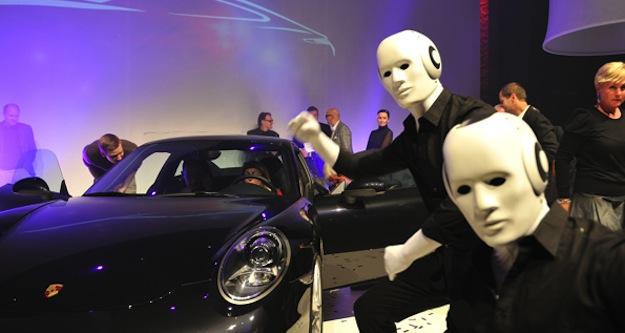 Metroccolis Porsche