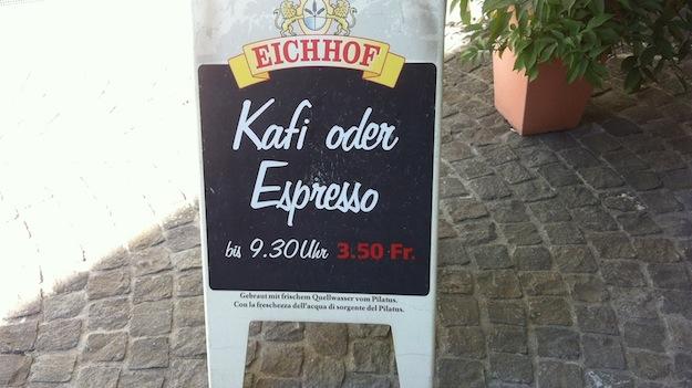 Wir lieben das Schweizerdeutsch