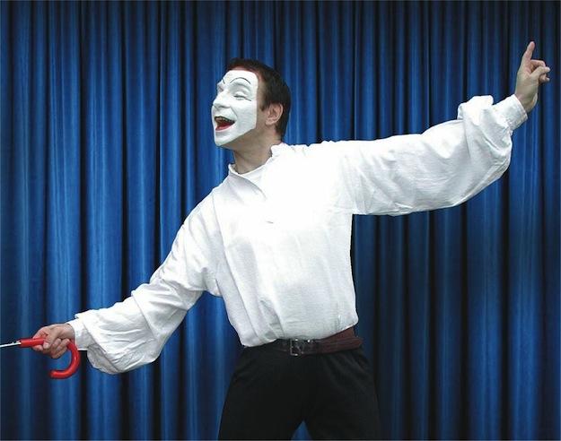 Pantomime Pomerin