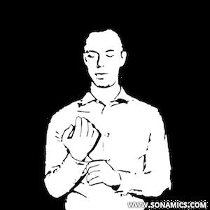 Wer sich am Ärmel zupft zeigt Nervosität