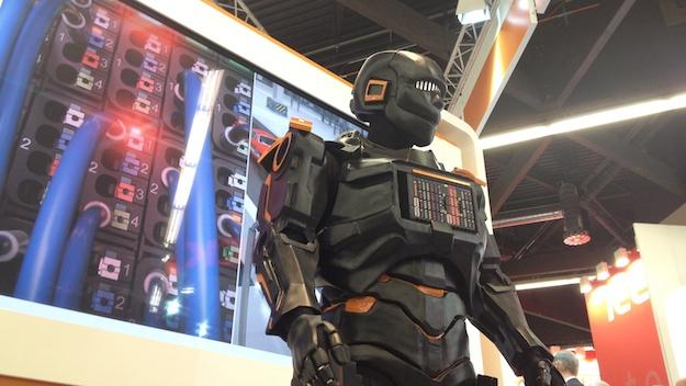 Der U-Remote Roboter