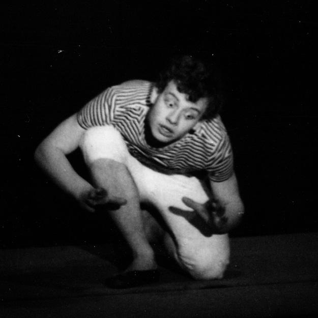 Ralf Herzog in jungen Jahren