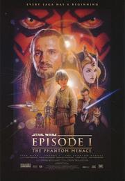 Star Wars-Episode I Phantom Menace