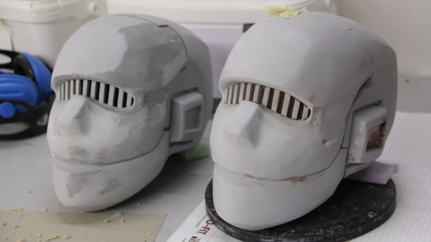 Testformen für den Kopf