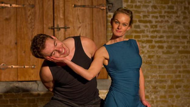 Liebes Duett-love-duet-coproreal-mime-performance