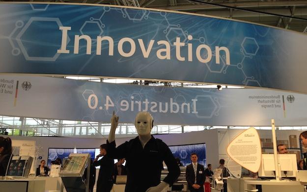 Immer ein wichtiges Thema: Innovation