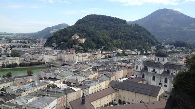 Besuch in Salzburg