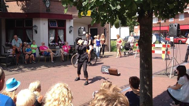 Theaterfestival Boulevard 's-Hertogenbosch, Niederlande jojo Künstler
