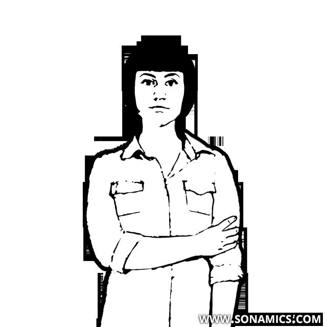Körpersprache 23 halbe Barriere