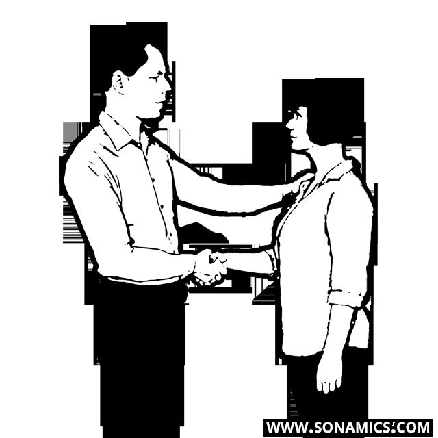 Körpersprache Trainer Der Oberarm Handschlag Pantomime Popkultur