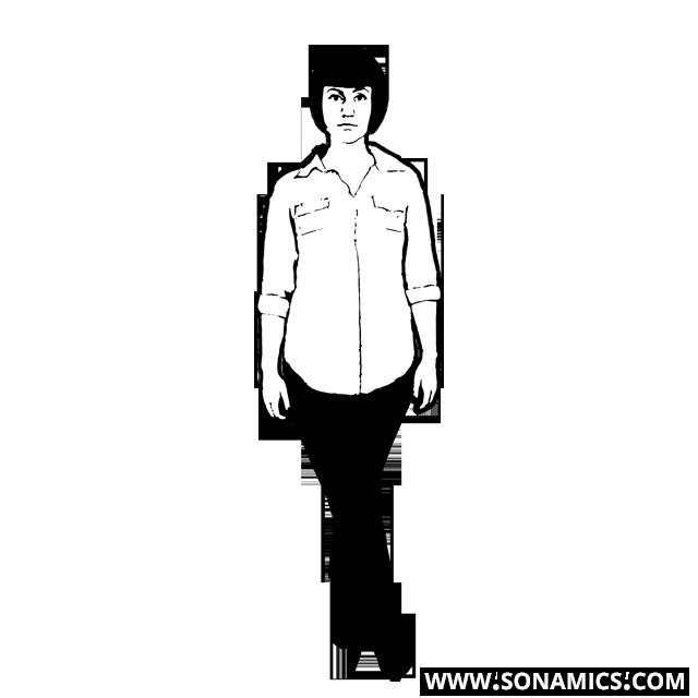 Körpersprache 37 enstpannte Fusskreuzer