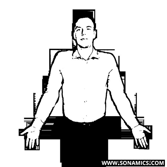 Körpersprache 45 Schulterzucker