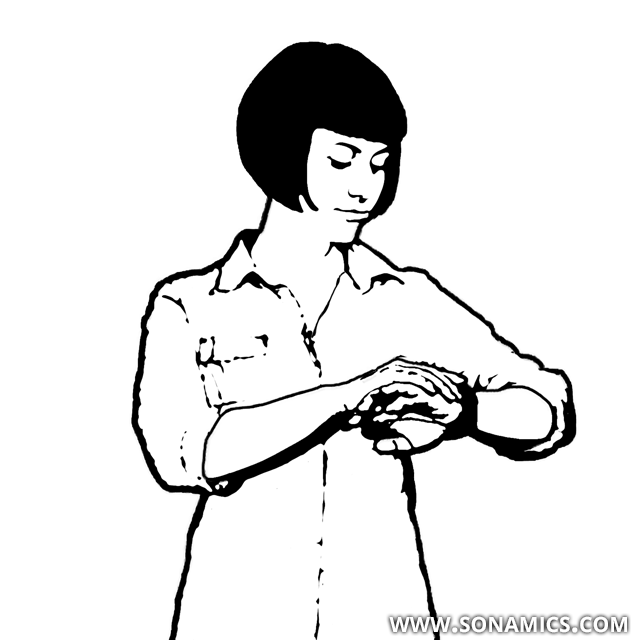 Körpersprache 7 Uhrenschauer