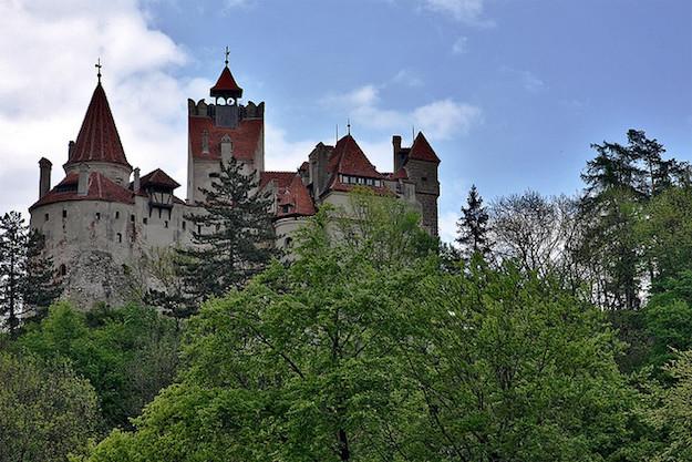 Schloss Bran: Graf Draculas Schloss
