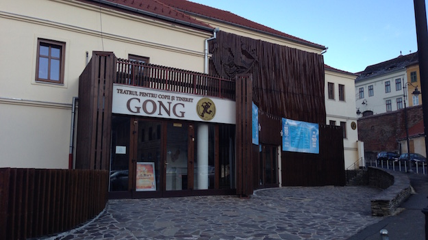 Theater Gong