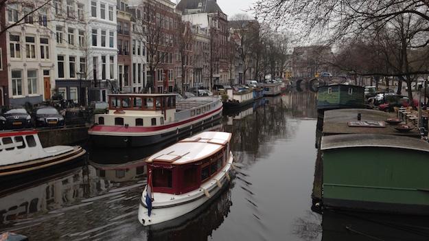 Amsterdam Kracht
