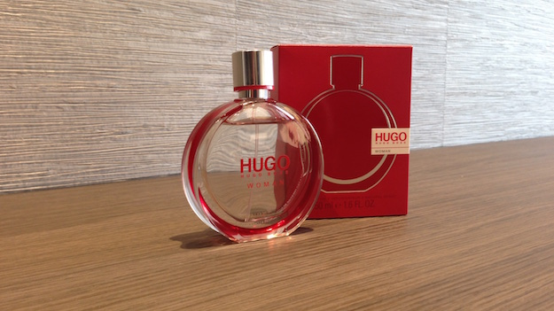 Hugo Boss woman bottle