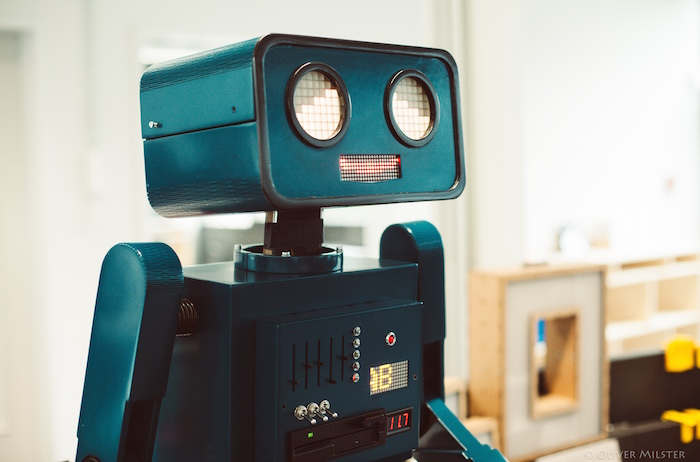 Hugo der Roboter