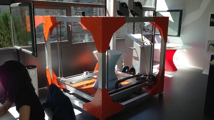 Riesen 3D Drucker