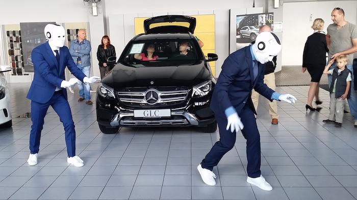 Roboter Show