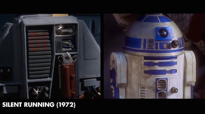 everything remix star wars r2d2 silent runner