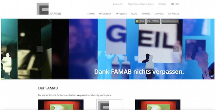 famab.de screenshot