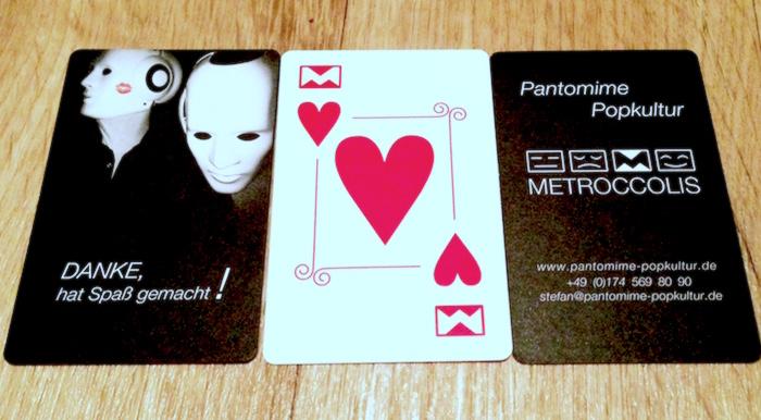 Visitenkarten Stefan