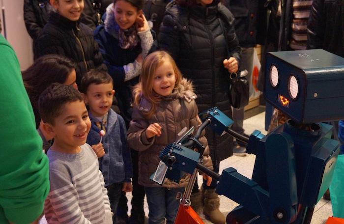 """""""So einen Roboter will ich auch haben!"""""""