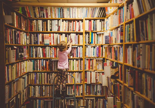 Lies Bücher, Fachmagazine  und Blogs