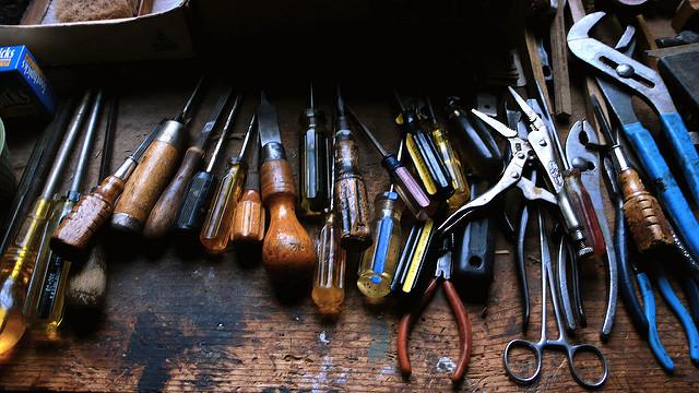 Werkzeuge tools