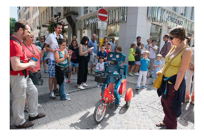 Street Animation 2016, LCTO, Luxembourg, street animation, 2016, Bruno Baltzer