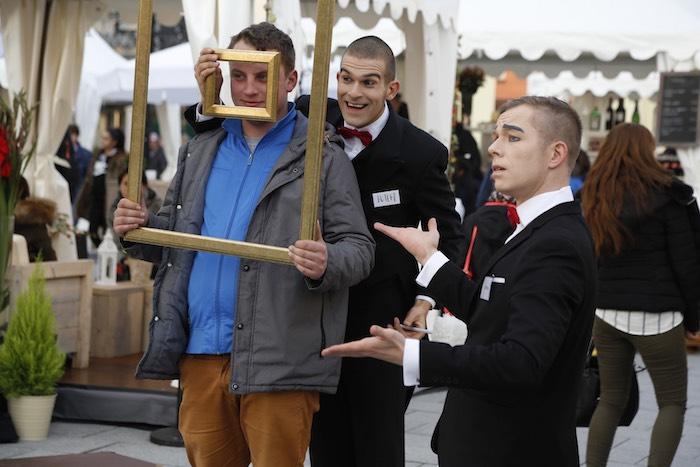 pantomime-visual-comedy-butlers-2-bilderrahmen-rahmen-wustermark